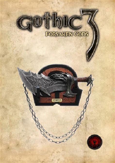 3 Forsaken Gods Enhanced Edition 2011 3 forsaken gods 2008 warcenter cz