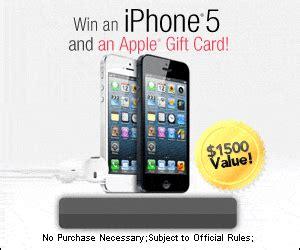 Free Iphone 5 Giveaway Legit - win a free iphone legit