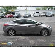 2011 Hyundai Elantra GLS Titanium Gray Metallic /