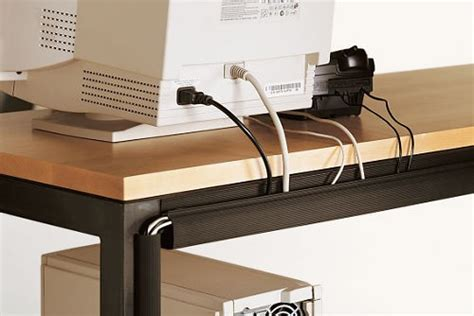 desk that hides wires cord management straps 7 smart tips on how to hide