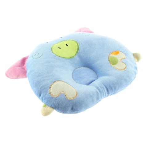 Toddler Sleeping With Pillow by Cotton Pig Shaped Baby Newborn Toddler Sleeping Pillow Prevent Flathead Cp Ebay
