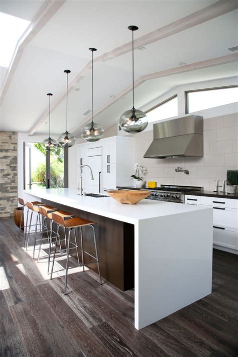 modern kitchen island pendant lights kitchen island modern lighting adds minimalist feel to