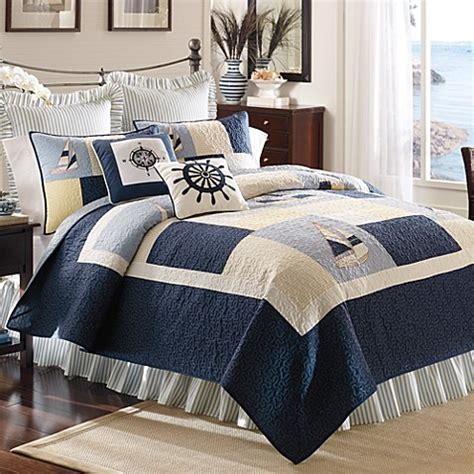 bed bath beyond quilts sailing quilt bed bath beyond