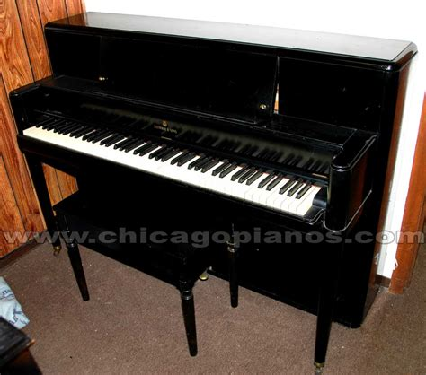 console piano used steinway deco console piano from chicago pianos