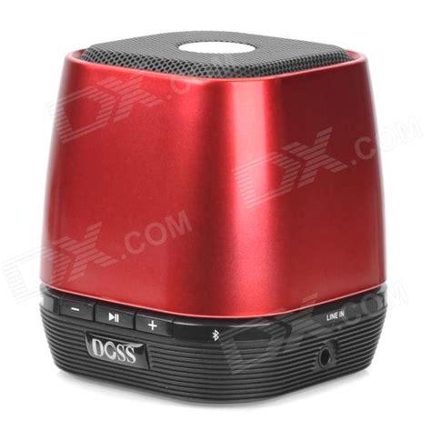 Doss Speaker Bluetooth buy doss ds 1121 portable bluetooth v2 1 edr speaker for iphone ipod black