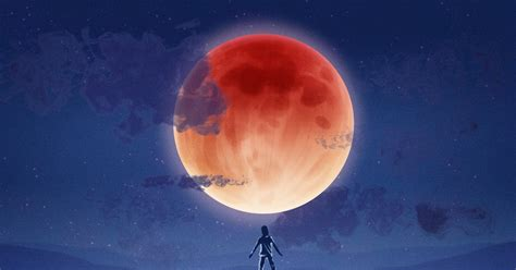 Moon Bloody Moon what is a blue blood moon