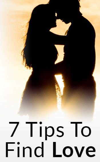 7 Tips On Finding A by How To Find 7 Tips To Find The Partner
