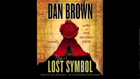 the lost symbol series 3 the lost symbol by dan brown read by paul michael