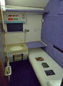 Caledonian Sleeper Berth by The Caledonian Sleeper Gets A Makeover Daily Mail