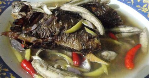 Ikan Asin Pepuyu resep quot iwak baubar cacapan asam quot asli kalimantan selatan