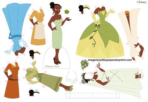 laminas de princesas todo en manualidades vistiendo a las princesas disney