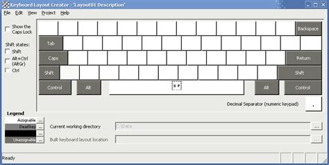 keyboard layout xp msklc microsoft keyboard layout creator personnalisez