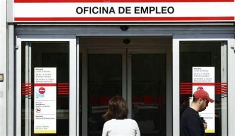 oficina de empleo parla desciende el paro en alcorc 243 n y navalcarnero y aumenta en