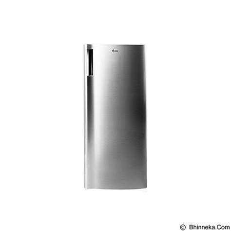 Freezer Lg Gn V204r jual lg freezer 1 pintu gn inv304sl murah bhinneka