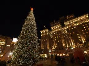 panoramio photo of christmas tree in union square san