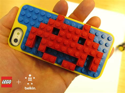 Premium Lego For Iphone 6 Plus Belkin 6 belkin f8w304vfc02 coque polycarbonate lego 174 pour ipod