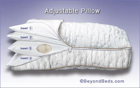 adjustable pillow adjust pillow height  seconds