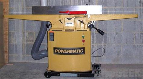 types  woodworking machines