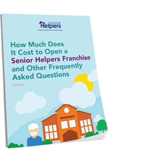 how much does a franchise cost resource library senior helpers franchise opportunities