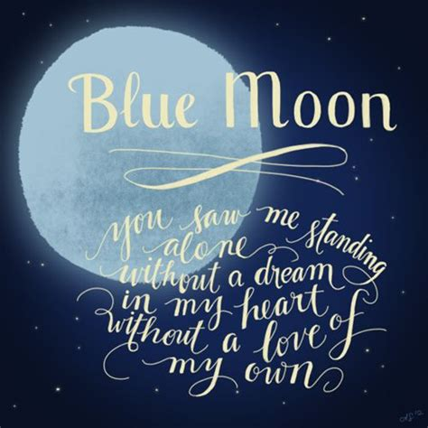 blue song you and me 1000 ideas about blue moon lyrics on moon