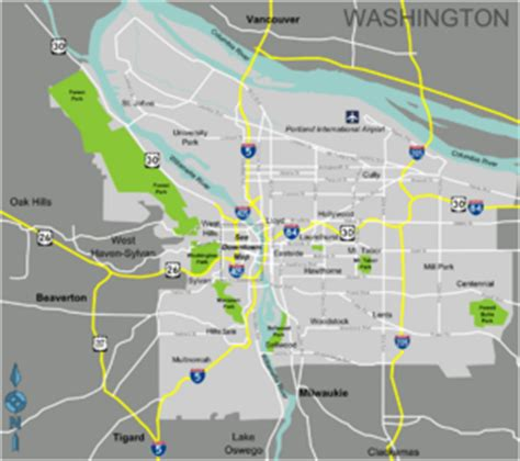map portland oregon area a beautiful garden path a key feature in any landscape or