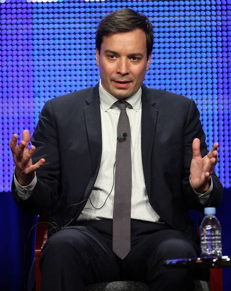 Jimmy Fallon S Day Jimmy Fallon Photos Photos 2010 Summer Tca Tour Day 3