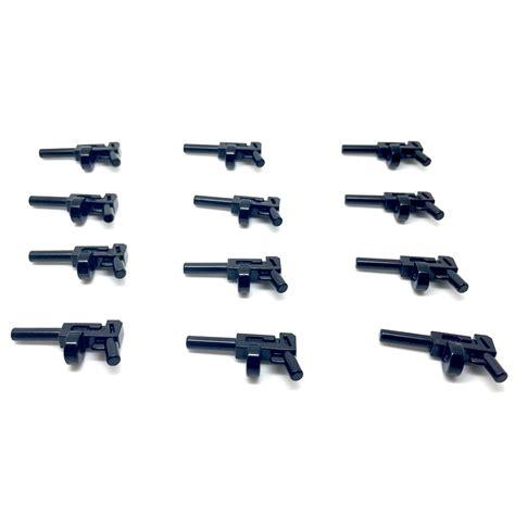 Lego Part Top And Black Gun lego 12 minifig guns black batman army soldier weapons city machine new ebay