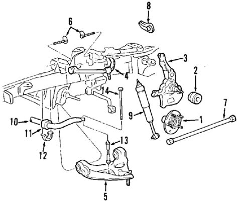 2002 ford ranger parts diagram 2002 ford ranger parts ford factory parts genuine ford