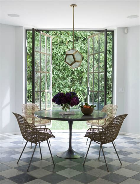Nate Berkus Dining Room Design Indoor Outdoor Coco Kelley Coco Kelley