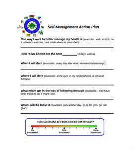 sample management action plan template 8 documents in