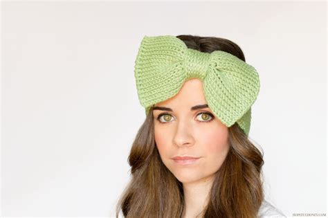 pattern headbands 25 easy crochet bow patterns guide patterns