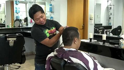 men long hair doha qatar the best barber in doha qatar biobil men salon tel