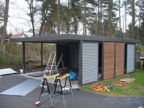 Doppelcarport Metall by 1000 Ideas About Doppelcarport On Carport