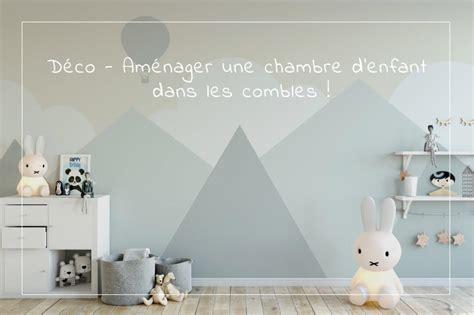 Chambre Enfant Comble by Chambre Comble Archives Le De Maman Plume