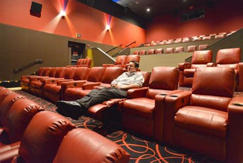 recliners movie theater amc hopes chance to recline will make folks movie inclined
