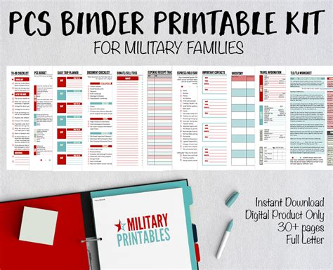 Packing And Moving Tips by Military Moves The Ultimate Pcs Binder Guide With Free