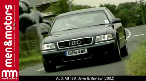 audi a8 test drive review 2002