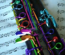 colored clarinets colorful clarinet by lauradotz on deviantart