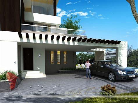 architecture house design gallery architectural 3d bungalow rendering modern 3d bungalows bungalow 3d design