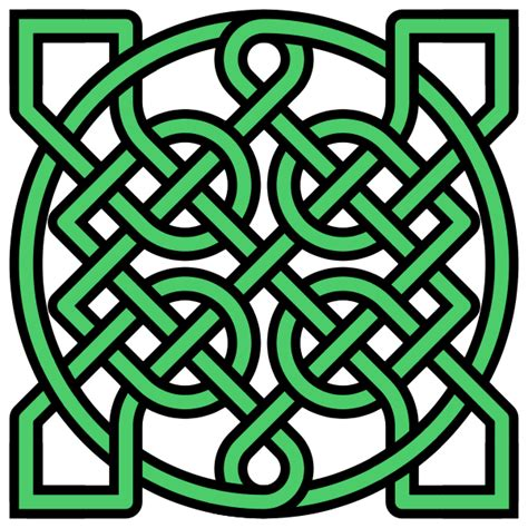 celtic pattern png file celtic knot insquare 39crossings svg wikimedia commons