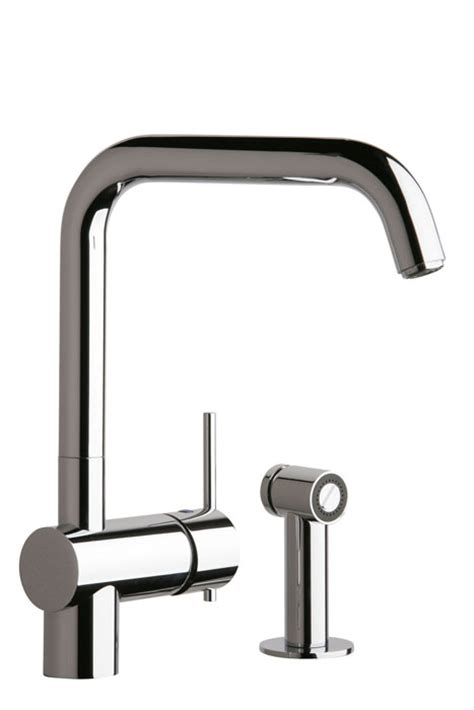 discontinued kitchen faucets elkay lk6166nk brushed nickel kitchen faucet
