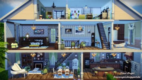 sims 4 dollhouse frau engel dollhouse sims 4 downloads