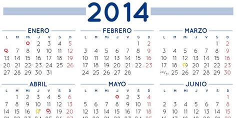 Calendario O Almanaque Como Es El Almanaque 2014 Imagui