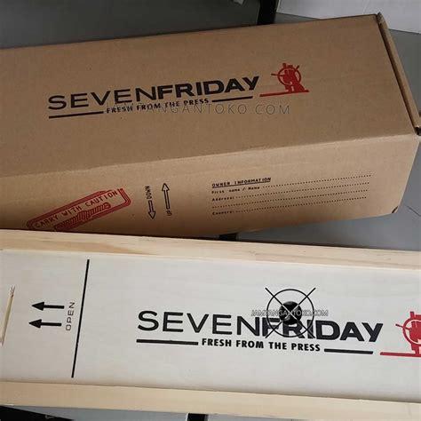 Seven Friday Hitam Dalam Biru gambar sevenfriday m series m1 01 silver black replika