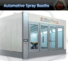 model car tech paint booth design click for larger view industrial paint booths spray booth systems blowtherm usa