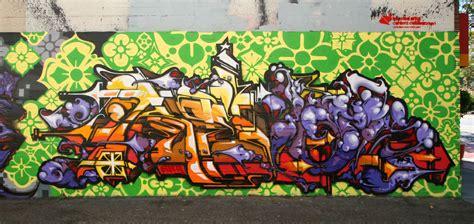 la graffiti crews
