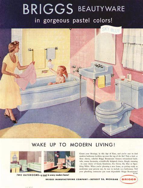 bathroom advertising vintage magazine advertisements for your bathroom hannah