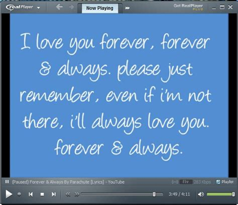 I You Forever And Always sherlyn s forever always