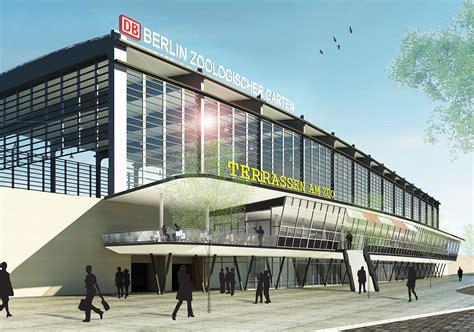 Bahnhof Zoologischer Garten by Bauprojekt Berlin Zoologischer Garten Bahnhof