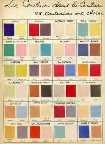 Retro Colors 1950s by 1920s Color Palette Viewing Gallery